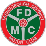 Farnborough District Motor Club Ltd logo