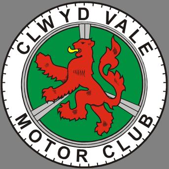 Clwyd Vale Motor Club logo