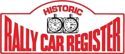 Historic Rally Car Register logo