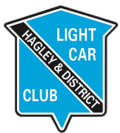 Hagley and District Light Car Club logo