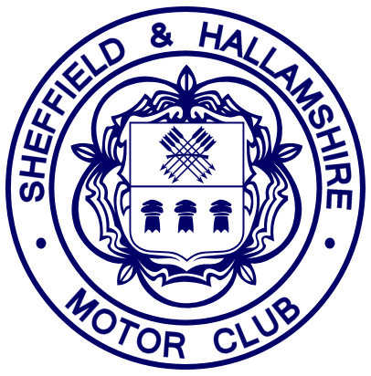 Sheffield and Hallamshire Motor Club logo