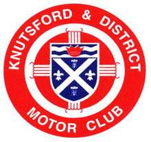 Knutsford and District Motor Club logo