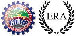 HERO (Historic Endurance Rallying Org.) logo