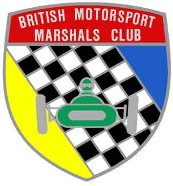 British Motorsports Marshals Club Ltd. logo