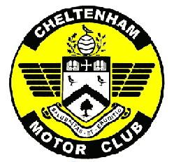 Cheltenham Motor Club logo