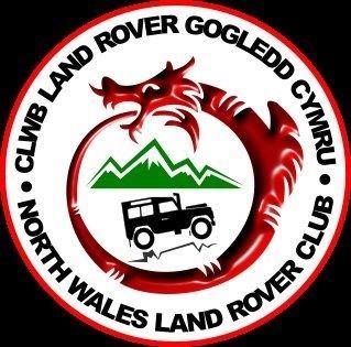 North Wales Land Rover Club logo